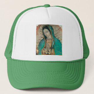 Vierge Marie de casquette de Guadalupe
