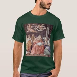 Vierge Marie de couture et anges par Reni Guido T-shirt