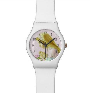 Vierge Marie May28th avec la montre de nombres Montres Bracelet