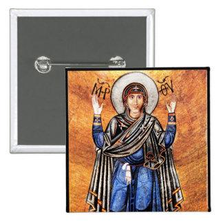 Vierge Marie Oran Badges