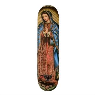"""Vierge Marie "" Skateboards"