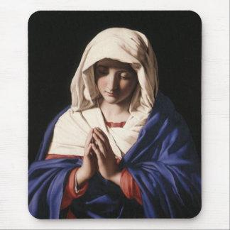 Vierge Marie Tapis De Souris