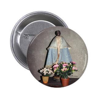 Vierge Noire Badge