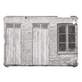 vieux bâtiment coque pour iPad mini