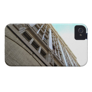 Vieux bâtiment coque iPhone 4 Case-Mate