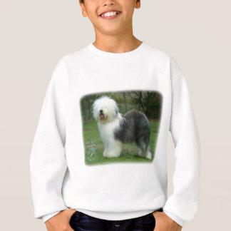 Vieux chien de berger anglais 9F054D-17 Sweatshirt