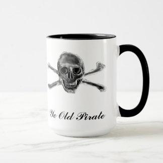 Vieux pirate du YE Mug