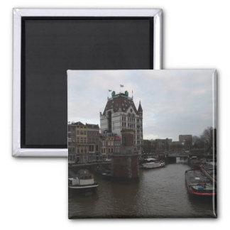 Vieux port, Rotterdam Magnets