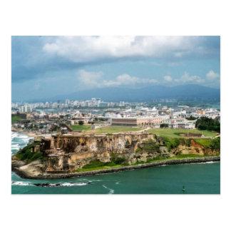 Vieux San Juan Carte Postale