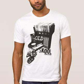 Vieux Skool détruit par cru T-shirt