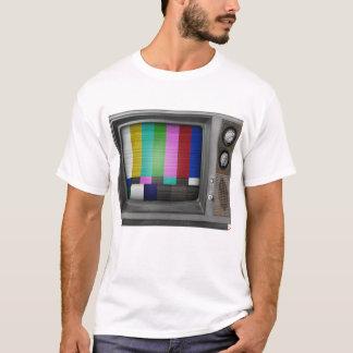 Vieux T-shirt de TV