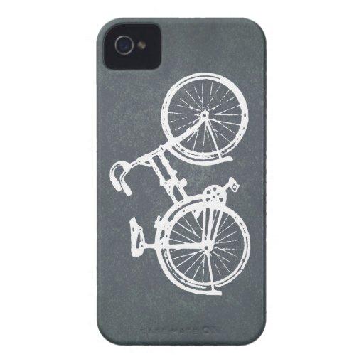 Vieux vélo étui iPhone 4