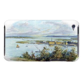 Vignette pittoresque de Queenstown et de Cobh, Coques iPod Case-Mate