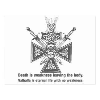 Viking le Valhöll - faiblesse partant du corps Cartes Postales