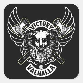 Viking - victoire ou autocollants du Valhöll