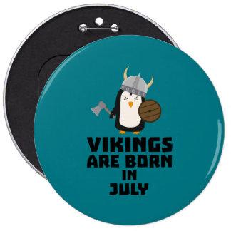 Vikings sont en juillet Z8p0q nés Pin's