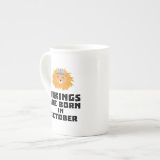 Vikings sont en octobre Z0v8r nés Mug