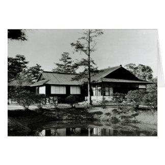 Villa impériale de Katsura, Kyoto Carte De Vœux