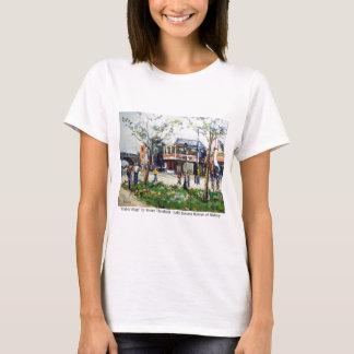 Village anglais par Renee Theobald T-shirt