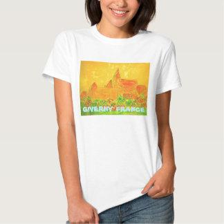 Village de Français de Giverny T-shirt