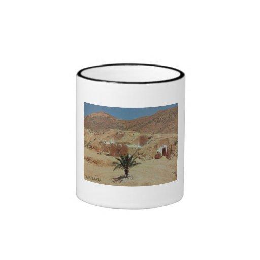 Village de la Tunisie Matmata Mug