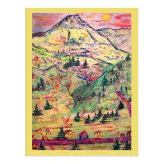 village du Colorado Cartes Postales