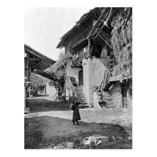 Village du Valais, début du 20ème siècle Cartes Postales
