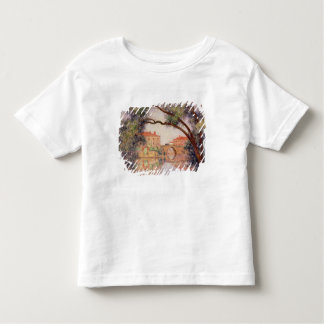 Village en Normandie T-shirt Pour Les Tous Petits