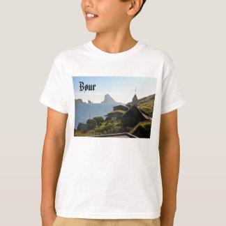 Village féroïen de Bøur : Chemise T-shirt