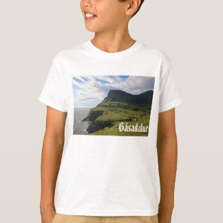 Village féroïen de Gásadalur : Chemise T-shirt