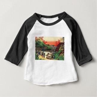 Village japonais t-shirt pour bébé