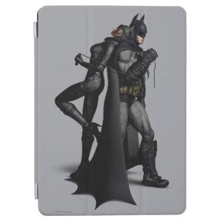 Ville | Batman de Batman Arkham et Catwoman Protection iPad Air