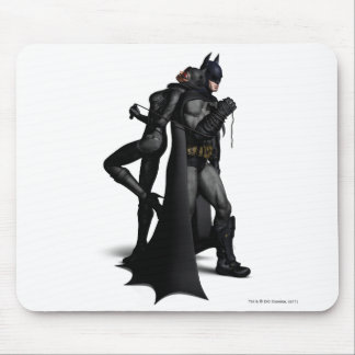 Ville | Batman de Batman Arkham et Catwoman Tapis De Souris