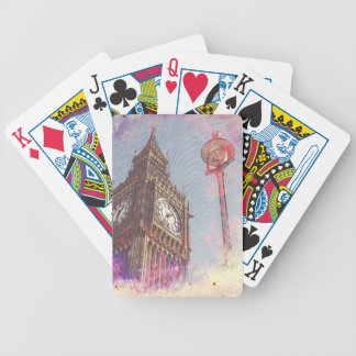 Ville dans le #purple de nébuleuse jeux de cartes