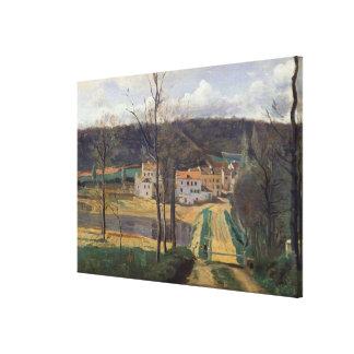 Ville-d'Avray, c.1820 Toiles