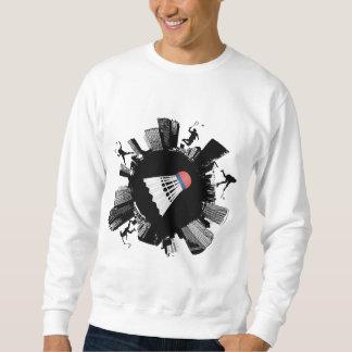 Ville de badminton sweatshirt