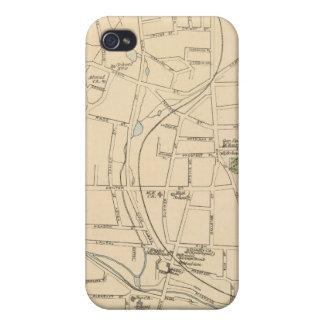 Ville de Bristol Étuis iPhone 4