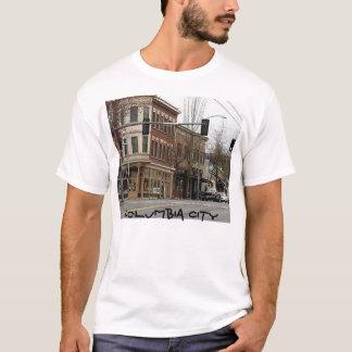 Ville de Colombie T-shirt