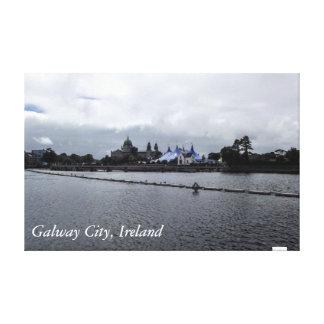 Ville de Galway, Irlande Toiles