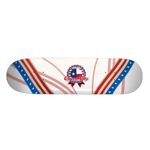 Ville de la Reine, TX Skateboards Personnalisés