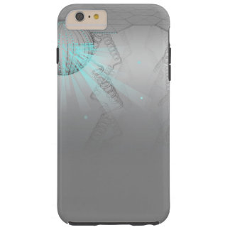 ville de la science fiction de coque iphone coque iPhone 6 plus tough