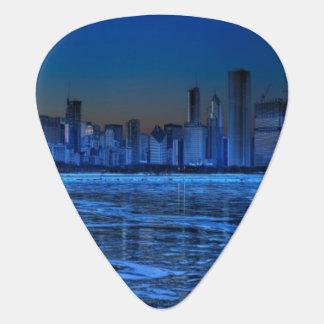 Ville de larges épaules et de lac Michigan Onglet De Guitare