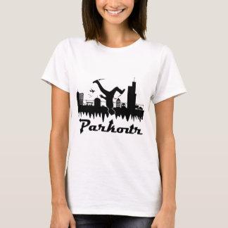 Ville de Parkour T-shirt