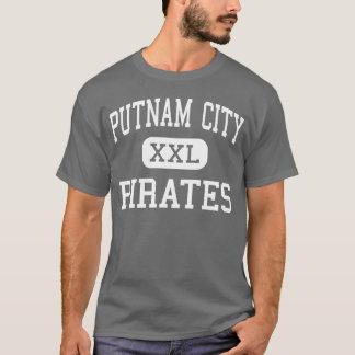 Ville de Putnam - pirates - haute - Ville T-shirt
