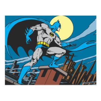 Ville d'enquêtes de Batman Carte Postale