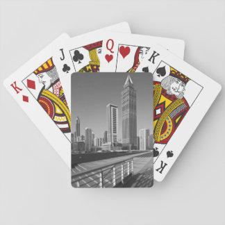 Ville des Emirats Arabes Unis, Dubaï, Dubaï Cartes À Jouer