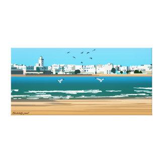 Ville d'Essaouira-Maroc Toile