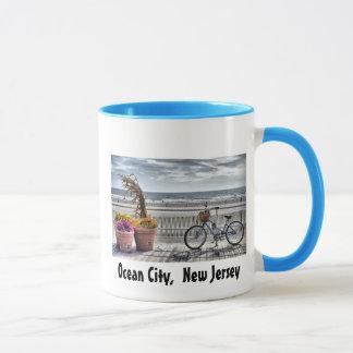 Ville d'océan, New Jersey Mug