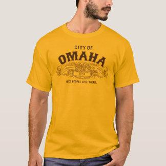 Ville d'Omaha T-shirt