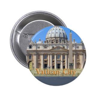 Ville du Vatican Badge
